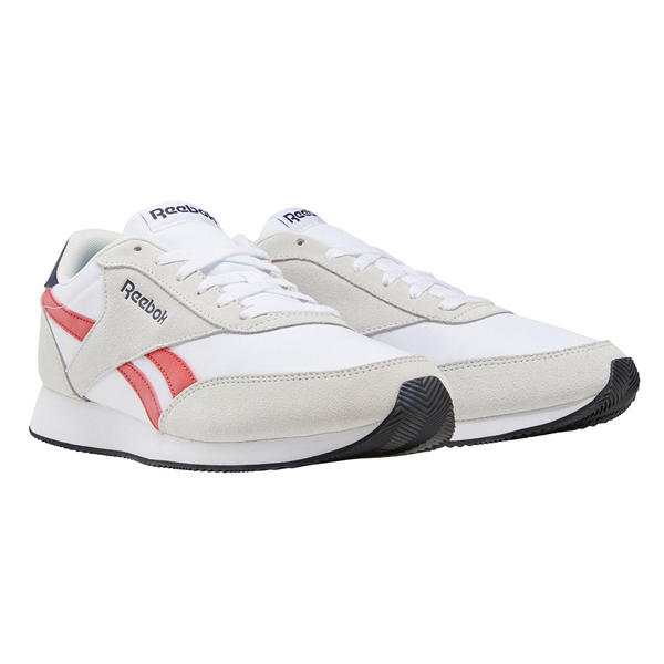 Running Shoes for Adults Reebok ROYAL CL JOGGER 2.0 White
