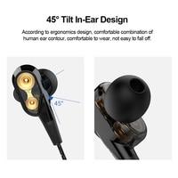 """ממ עבור Wired אוזניות סטריאו מסוג C כונן כפול הגבוהה בס בתוך אוזן אוזניות עם מיקרופון 3.5 מ""""מ אוזניות אוזניות עבור טלפון הדמויים IOS (4)"""