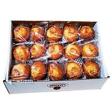 Boîte ronde enveloppée de Cupcake 2 Kg