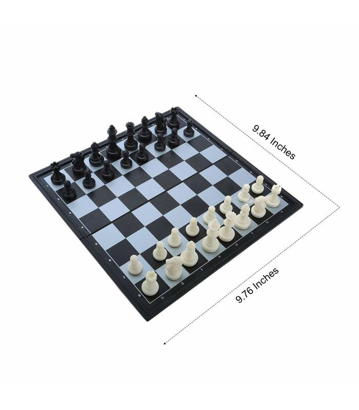 Chess Magnetic Boxed Folding Toy Store Articles Created Handbook
