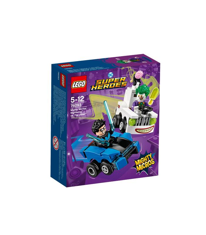 LEGO Mighty Micros: Nightwing? Vs. The Joker? Toy Store