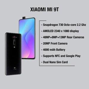 Image 4 - Wersja globalna Xiaomi Mi 9T 64GB ROM 6GB RAM (fabrycznie nowe/uszczelnione) Mi 9t, mi9t, mi 9, mi9 Smartphone Mobile