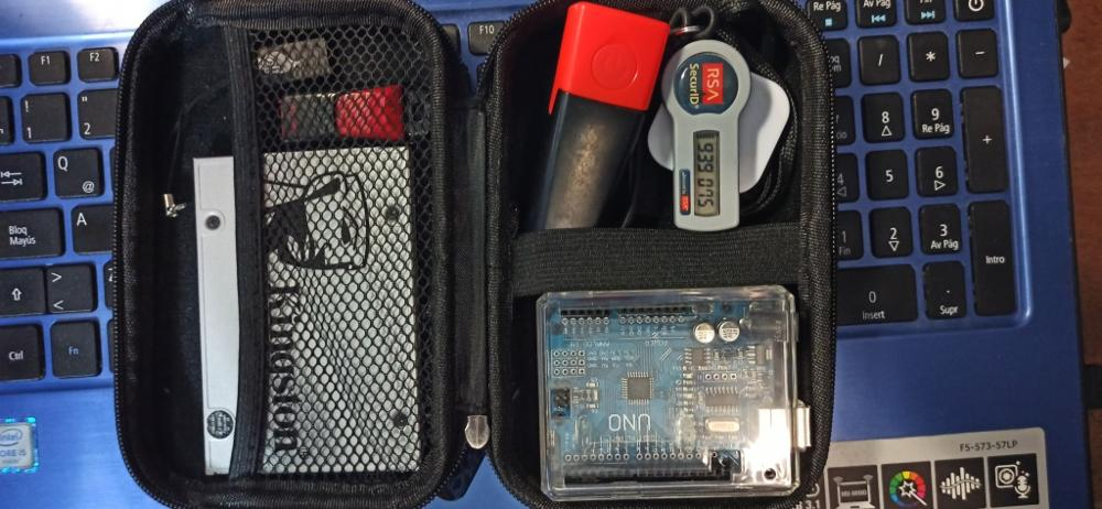 ORICO 2.5 Hard Disk Case Portable HDD Protection Bag for External 2.5 inch Hard Drive Earphone U Disk Hard Disk Drive Case Black reviews №4 144263
