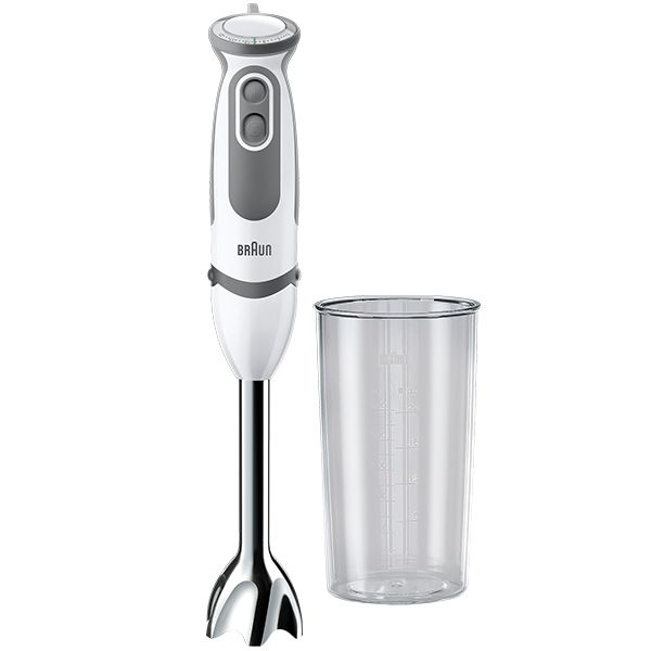 Hand-held Blender Braun MQ 5000 WH Soup White