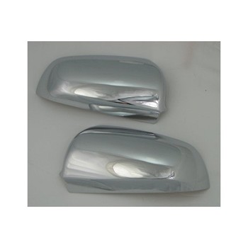 Chrome rearview for Audi A6 04-08