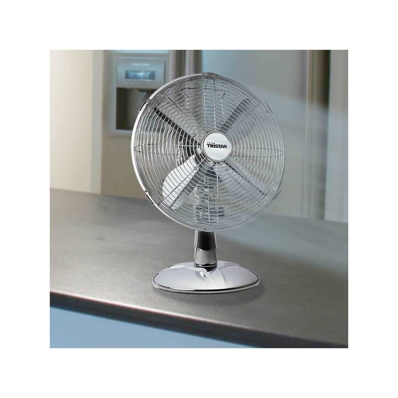 Fan Desktop TriStar VE5953 35W Plated