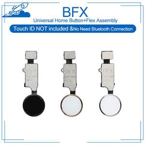 Flex-Assembly-Replacement Not-Need BFX Bluetooth Home-Button iPhone for 7 7P 8-8p-return/Back-not/Include/..
