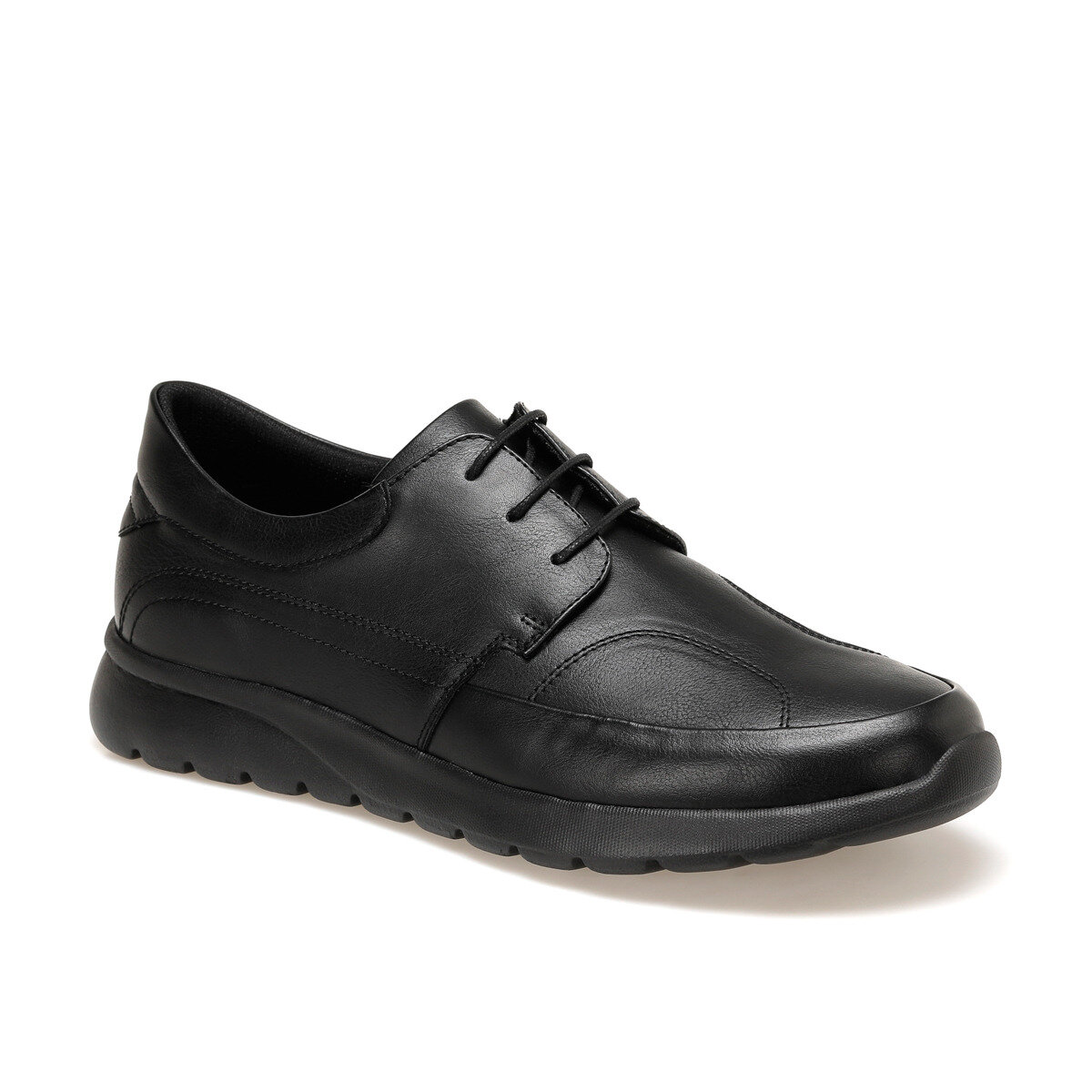 FLO FRL-2 Black Men 'S Classic Shoes Flexall