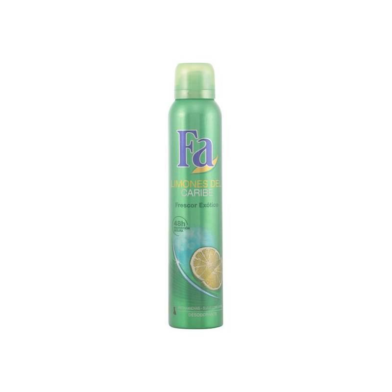 Deodorant Spray Lemons Caribbean FA (200 Ml)