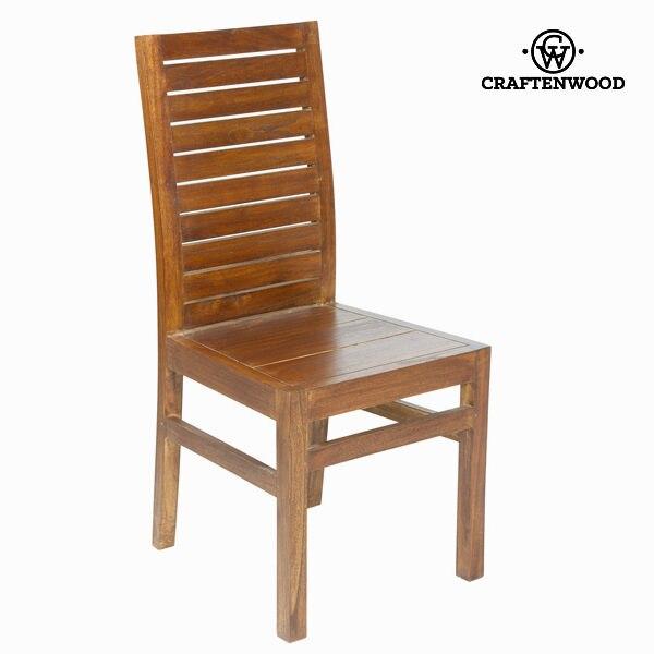 Yemek sandalyesi Mindi ahşap (100x46x50 cm) kendiniz olun koleksiyonu tarafından Craftenwood title=