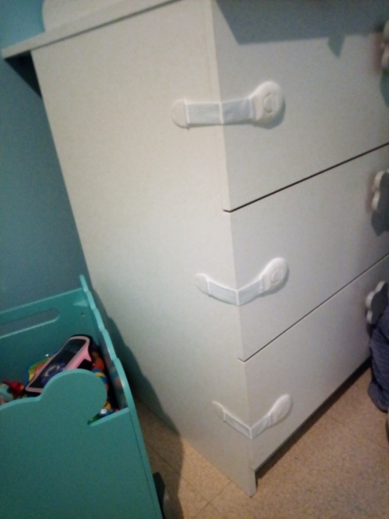 Kid's Safety Cabinet / Door Locks 10 pcs Set photo review