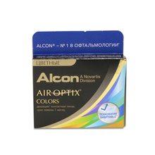Контактные линзы Air Optix Colors(2 шт) R: 8.6