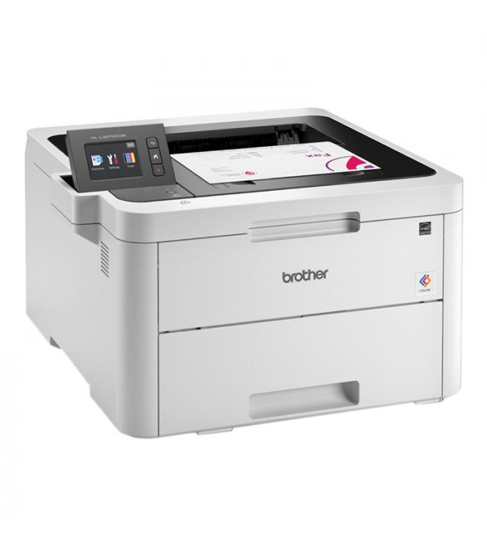 Printer Brother HL-3270CDW WIFI LED 256 MB White
