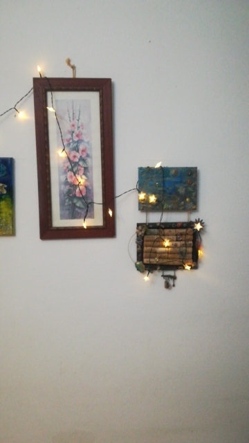 Lâmpadas solares Lâmpada Guirlandas Solares