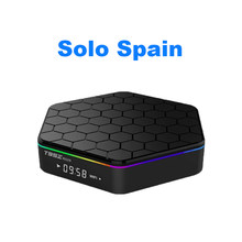 España Android soporte de caja iptv con m3u smart tv enigma2 pc linux(China)