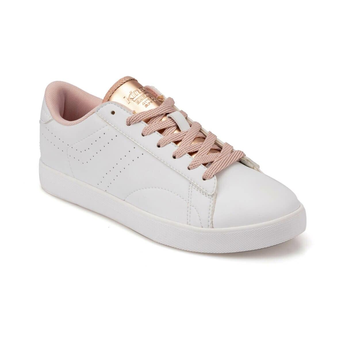 FLO SUPREM W 9PR White Women 'S Sneaker Shoes KINETIX