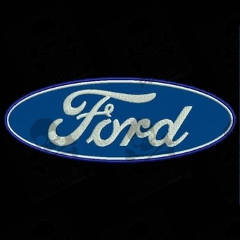 FORD Iron Patch Toppa Ricamata Gestickter Patch Brode Remendo Bordado Parche Bordado