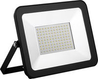LED floodlight saffit sfl90 100 IP65 100W 6400K black 55068