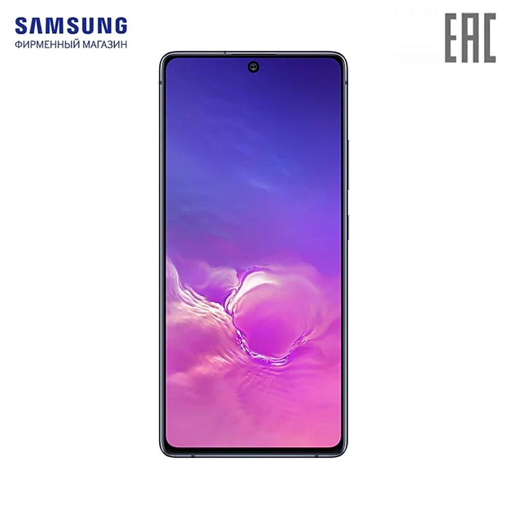 Teléfonos móviles SAMSUNG SM-G770FZWUSER teléfono y telecomunicaciones teléfono inteligente teléfonos Galaxy S10 lite XGODY mateX 3G Smartphone 6