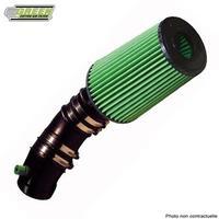 P098BC Green kit de entrada de ar bicone opel calibra 2.0l i 16 v (ecotec) 136hp 94 |Conjuntos de filtro de ar| |  -