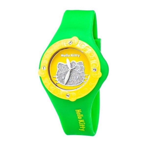 Infant's Watch Hello Kitty HK7158LS-03 (40 Mm)