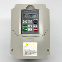 VFD 380 4KW AC 380V/4KW/5.5KW/7.5KW Variable Frequency Drive 3 Phase Speed Controller Inverter Motor VFD Inverter 2