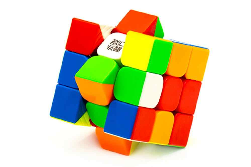 Магнитный кубик Рубика YJ 3x3 YuLong V2 Magnetic