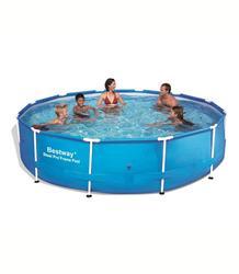 Лайнер сменная внутренняя чаша для каркасного бассейна 366х76 см, арт. 56030ASS11