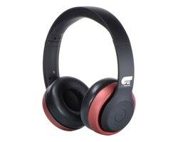 Headphones Bluetooth OT Black/Red Harmony-r