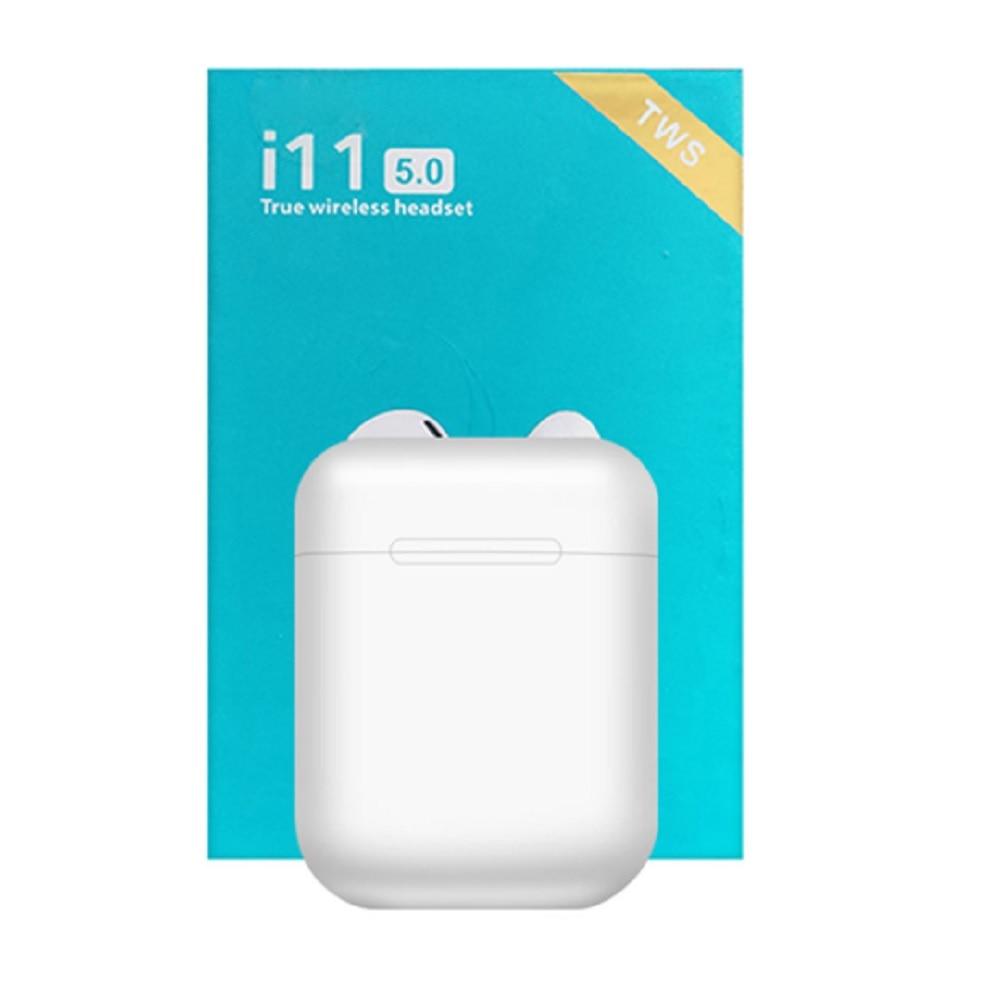 I9S fone de ouvido Bluetooth 5.0 fone de ouvido sem fio com Microfone para Todos Os Telefones compatíveis com iphone samsung para Xiaomi Huawei