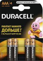 Batterie DURACELL LR03 4BL GRUNDLEGENDE Б0026813 auf