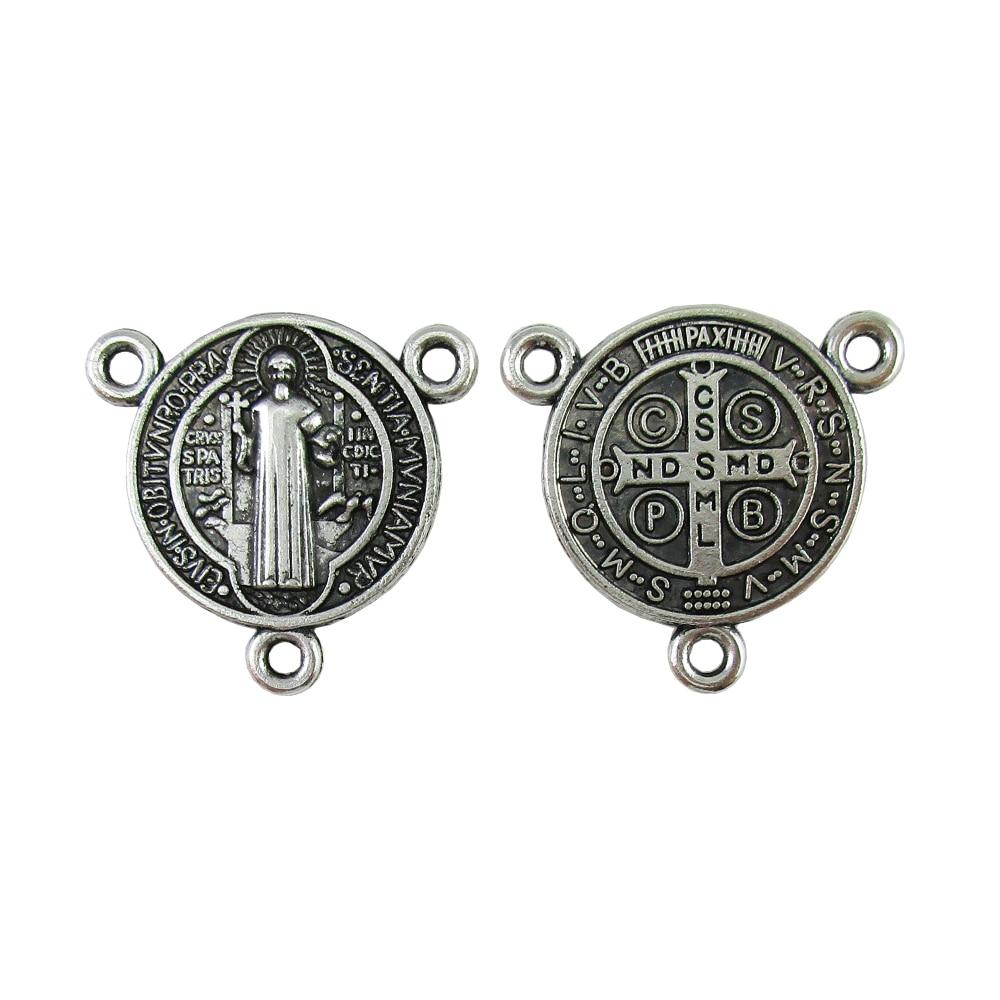 Saint Benedict Medal Rosary