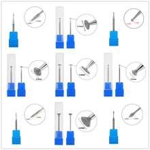 Bng алмазные сверла для ногтей фрезы роторные очистки кутикулы
