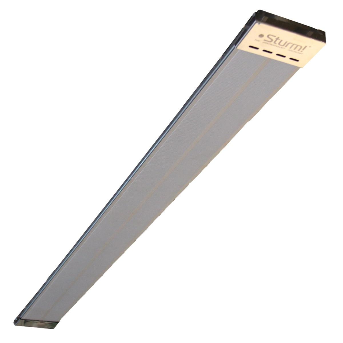 Infrared heater Sturm! IH1000 (Rated power 1000 W, Voltage 220 v, Max current 4.5 A, цена в Москве и Питере