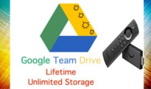 Premium Team GDrive Shared Drive UNLIMITED Storage Subscription LIFETIME work on Android IOS Tv Stick Laptops