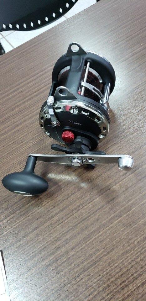 Carretilhas de pesca Relação Engrenagem Carretel