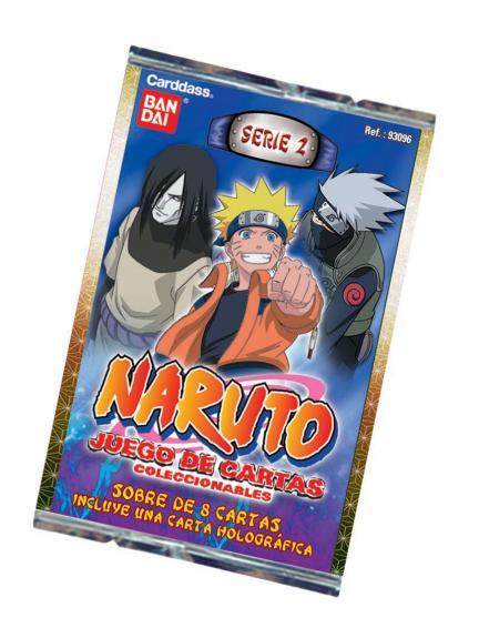 Envelope Letters Naruto Series 2