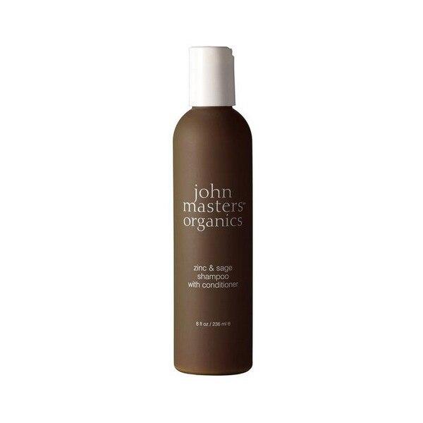 2-in-1 Shampoo And Conditioner Zinc & Sage John Masters Organics