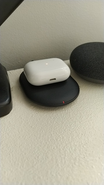 Chargeur sans fil Qi de table 15W pour téléphones ou matériels équipé de récepteur à induction