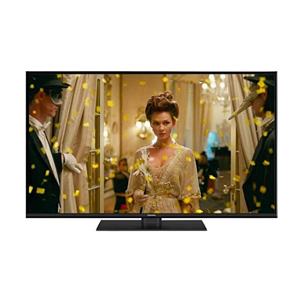 "Television Panasonic Corp. TX49FX550E 49"" 4K Ultra HD WIFI HDR Black
