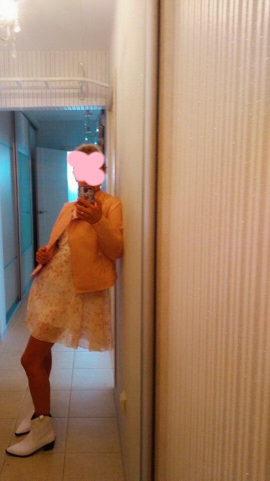 Spring Summer Chiffon Dress Women Knee Length V-Neck Print Dresses Sweet Ruffle Sleeeve Slim New Casual Drawstring Women Dress