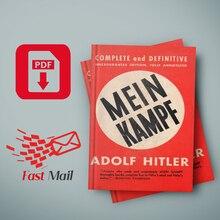 Mein K@mpf Ad0lf H1tler Ebook Reader