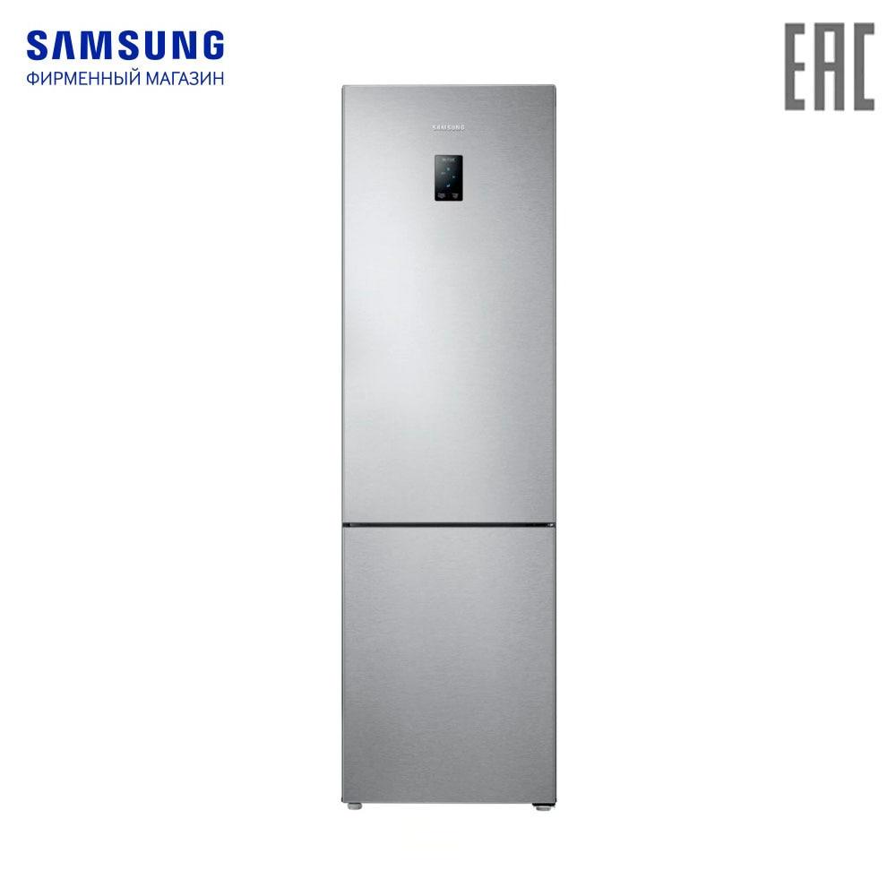 лучшая цена Refrigerators Samsung RB37J5200SA-WT refrigerator for home twin cooling kitchen appliance freezer food storage