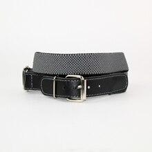 Children's belt buckle metal adjustable