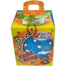 Cubi King, assorted candy King Regal