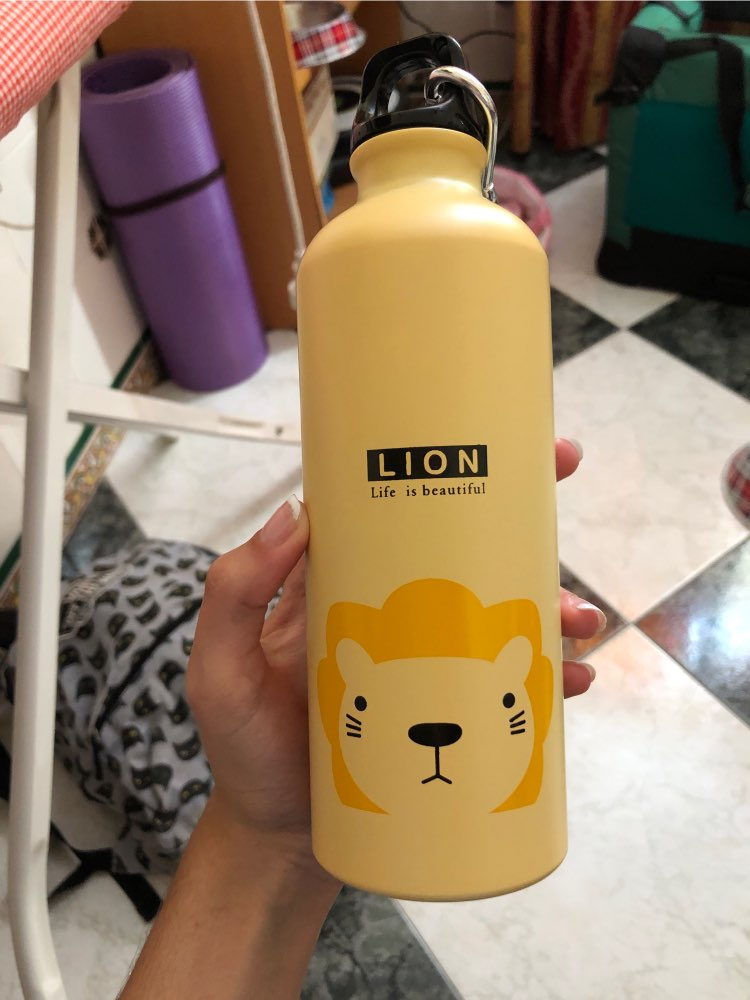 500ml Kids Water Bottle Water Bottle Modern Design Lovely Animals Portable Sports Cycling Camping Bicycle School Hiking Outdoor|Water Bottles| |  - AliExpress