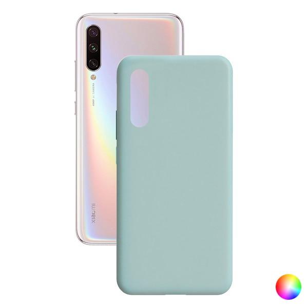 Funda para Móvil Xiaomi Mi A3 Contact Silk TPU