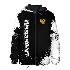 Мужская куртка 3D RUSSIA SPORT