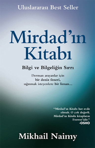 Mirdad'ın Book Mikhail Naimy Boutique
