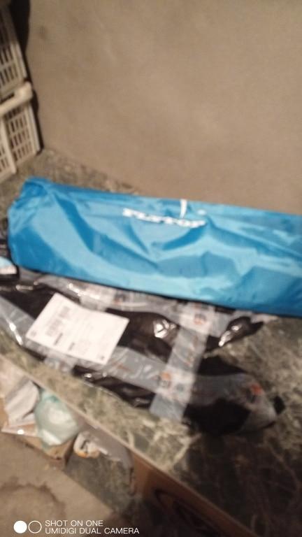 -- automático colchão inflável